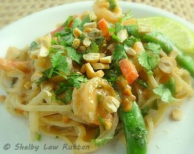Shrimp Pad Thai SMLR